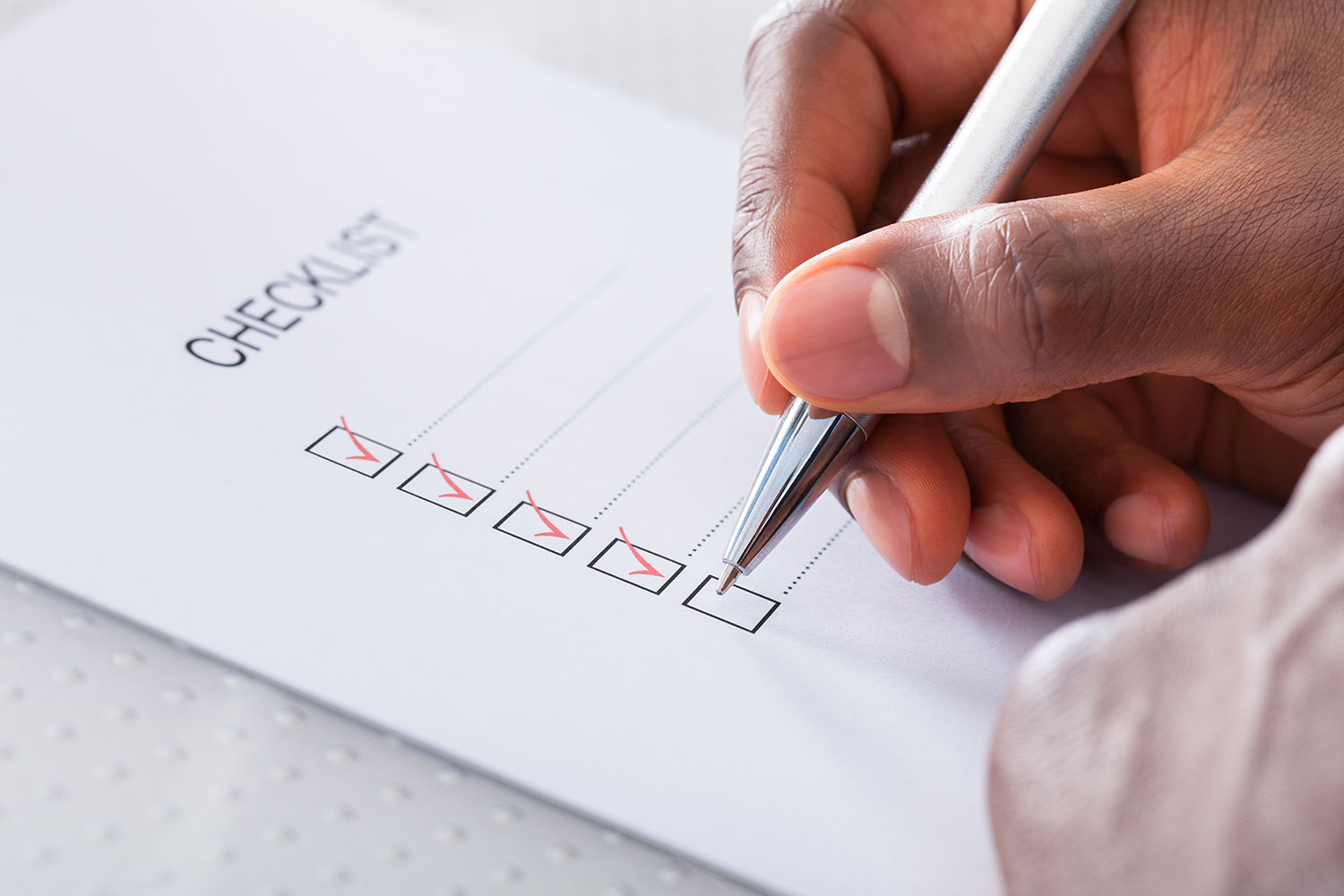Web Design Checklist: Everything You Need to Prepare for a New Website