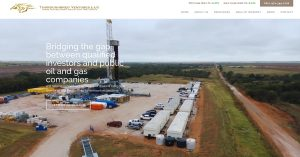 Thoroughbred Ventures Launches New Energy Industry Website Design