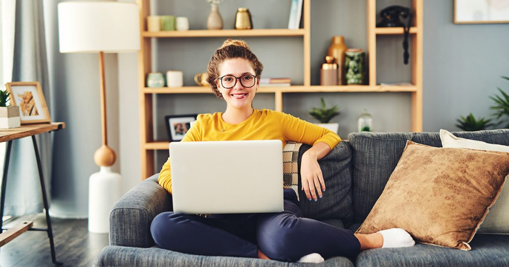 Working from home during a pandemic - keeping clients attention with your website.